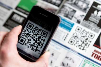 qr codes used in marketing